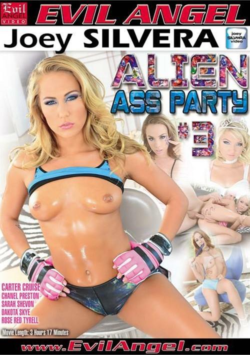 ��������� ��������� ������ #3 / Alien Ass Party #3 (2014) DVDRip
