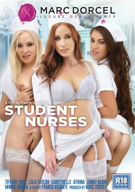 Student Nurses DVD Image from Marc Dorcel.
