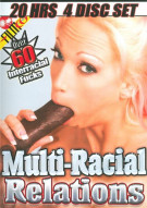 Multi-Racial Relations 4-Disc Set Porn Movie