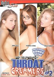Throat Creamers #2 Porn Movie