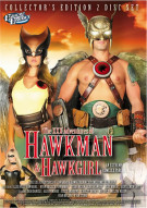 XXX Adventures Of Hawkman & Hawkgirl, The Porn Movie