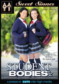 Student Bodies 2 DVD Image from Sweet Sinner.