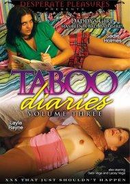 Watch Taboo Diaries Vol. 3 Streaming Video from Desperate Pleasures!