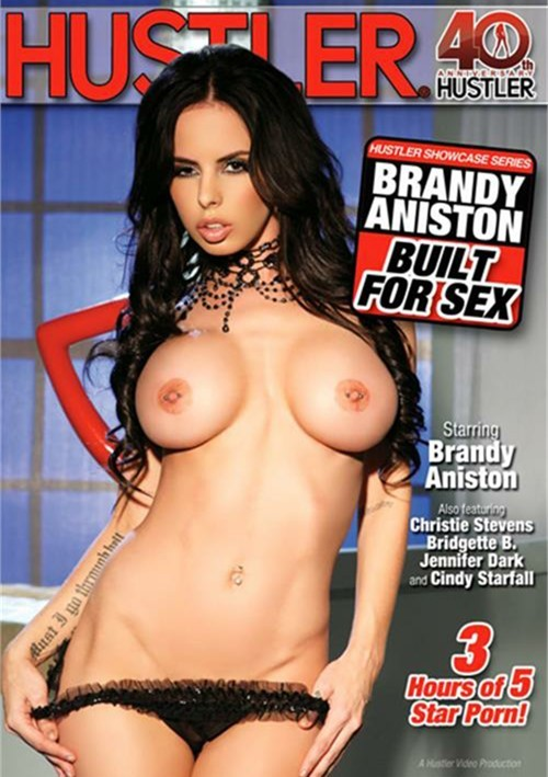 Бренди Энистон - Cоздана Для Секса / Bandy Aniston - Built For Sex (2014) DVDRip