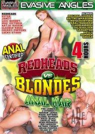 Redheads Vs. Blondes: Anal War Porn Movie