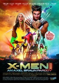 X-Men XXX: An Axel Braun Parody DVD Image from Vivid.