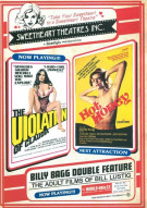 Billy Bagg Double Feature, The: The Violation Of Claudia / Hot Honey Porn Movie