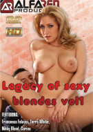 Legacy Of Sexy Blondes Vol. 1 Porn Video