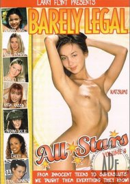 Barely Legal All-Stars Vol. 4 Porn Video