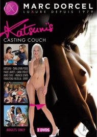 Katsunis Casting Couch (French) Porn Video