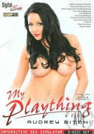 My Plaything: Audrey Bitoni Porn Video