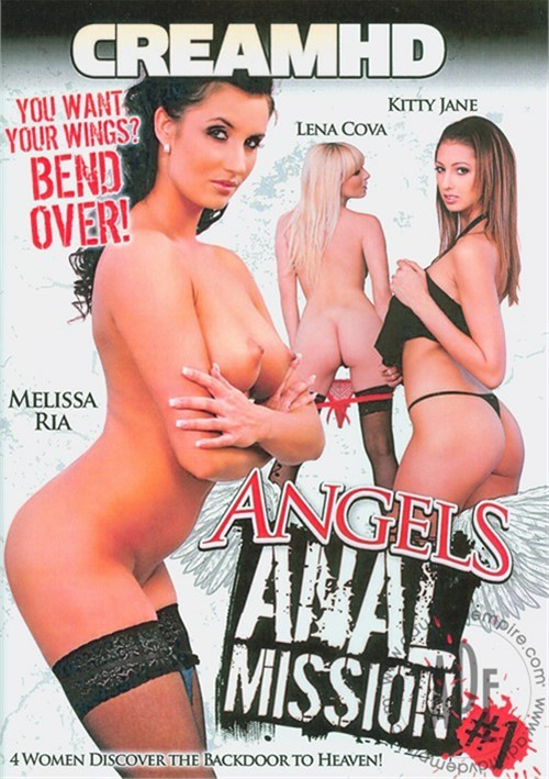 Angels Anal Mission #1