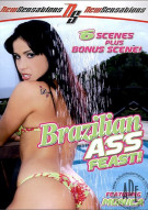 Brazilian Ass Feast Porn Movie