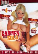 Carmen Goes Solo Porn Video