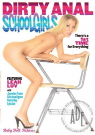 Dirty Anal Schoolgirls Porn Movie