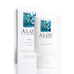 Aloe Cadabra - Natural Aloe 2.5 oz. Sex Toy