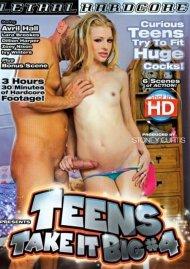 Teens Take It Big #4 Porn Video