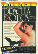 Dracula Exotica Triple Feature Porn Movie