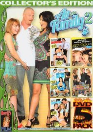 All In The Family 2 (5-Pack) Porn Movie