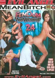 FemDom Ass Worship 24 Porn Movie