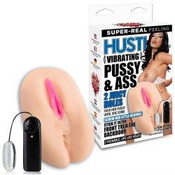 Hustler Toys: Tera Patrick Vibrating Pussy & Ass  Image
