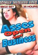 Asses Open For Business 5-Pack Porn Movie