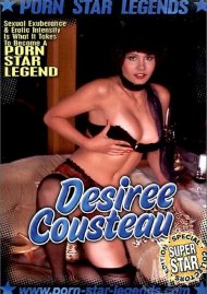 Porn Star Legends: Desiree Cousteau Porn Movie