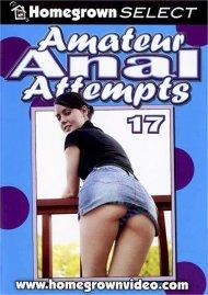 Amateur Anal Attempts 17 Porn Video