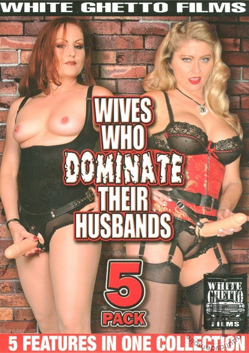 Wives Who Dominate Their Husbands (5 pack) image