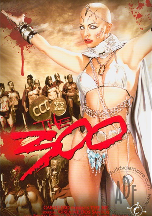 300, The: XXX Parody