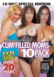 Cum Filled Moms 10 Pack Porn Movie