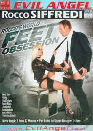 Roccos World: Feet Obsession Porn Video