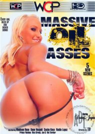 Massive Oil Asses Porn Movie