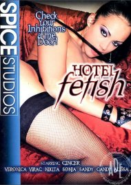 Hotel Fetish DVD Image from Spice Studios.