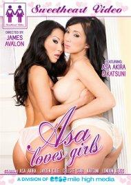 Asa Loves Girls Porn Movie