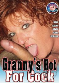 Grannys Hot for Cock Porn Video