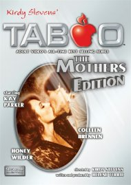 Taboo: The Mothers Edition DVD Image from Standard Digital.