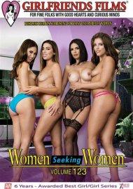 Women Seeking Women Vol. 123 DVD Image from Girlfriends Films.