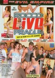 Rocco: Live in Prague Porn Video