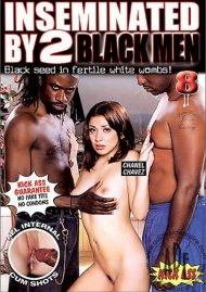 Inseminated By 2 Black Men #8 Porn Video