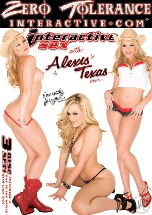 Interactive Sex With Alexis Texas image
