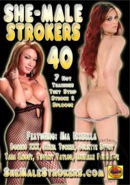 She-Male Strokers 40 Porn Video