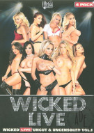 Wicked Live Uncut & Uncensored Vol. 1-4 Porn Video