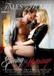 Spicing Up The Marriage DVD Image from New Sensations.