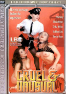 Cruel & Unusual Porn Movie