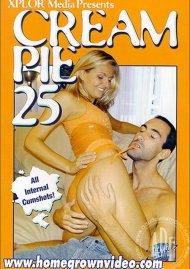 Cream Pie 25 Porn Movie