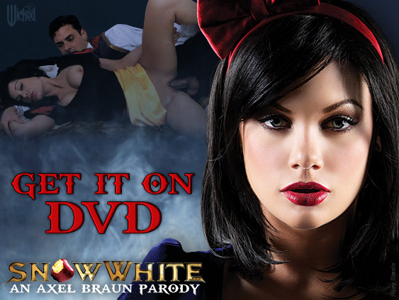 Watch Snow White XXX: An Axel Braun Parody Porn Movie from Wicked Pictures.