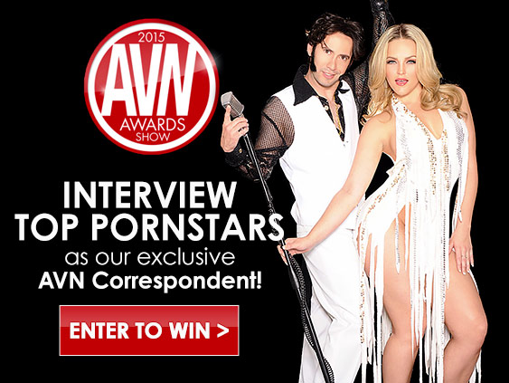 Adult DVD Empire launches contest for AVN correspondent 2015.