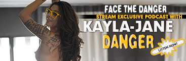 Podcast interview with pornstar Kayla-Jane Danger.