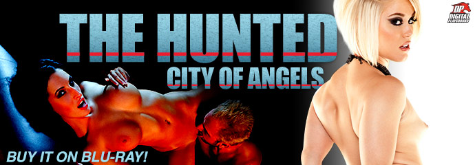 Buy The Hunted Blu-ray Porn Movie from Digital Playground.